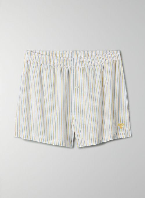 SOLAN SHORT - Poplin boxer short