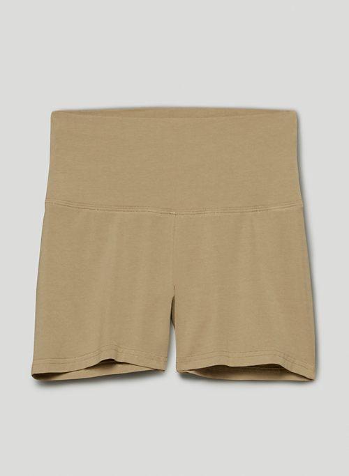 "TNACHILL™ ATMOSPHERE HI-RISE 3"" SHORT - High-waisted bike shorts"