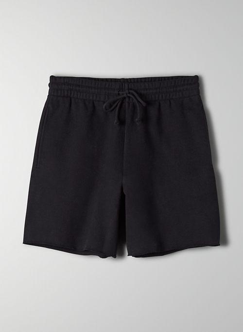 """COZY FLEECE BOYFRIEND 6"""" SWEATSHORT - Mid-rise sweatshorts"""