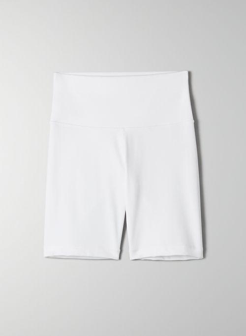 "TNASLICK™ ATMOSPHERE HI-RISE 7"" SHORT - High-waisted bike shorts"