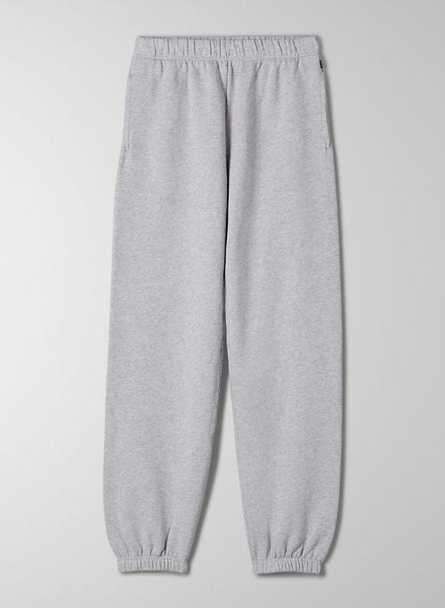 PURE FLEECE BOYFRIEND SWEATPANT - Boyfriend-fit sweatpants