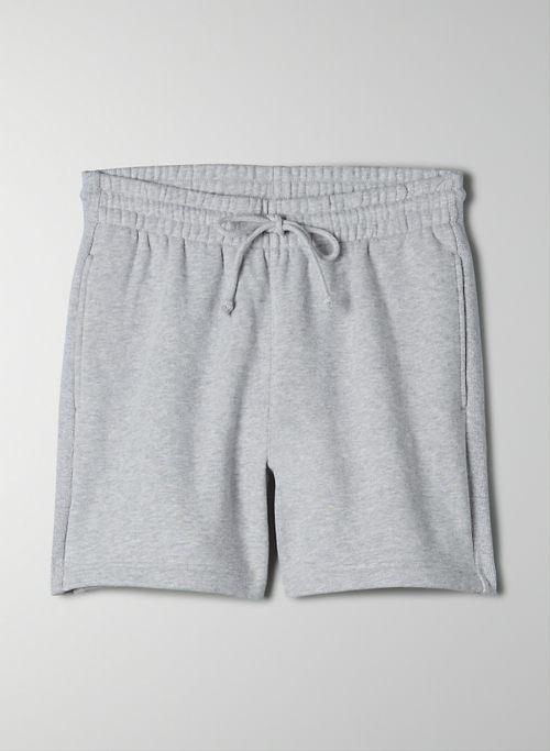 """COZY FLEECE BOYFRIEND 5"""" SWEATSHORT - Boyfriend-fit sweatshorts"""