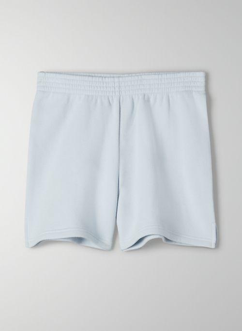 """COZY FLEECE PERFECT 5"""" SWEATSHORT - Mid-rise, Cozy Fleece sweatshorts"""