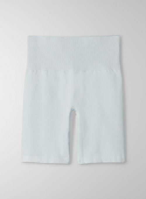 "TNABODY™ ATMOSPHERE HI-RISE 7"" SHORT - Seamless, high-waisted bike shorts"