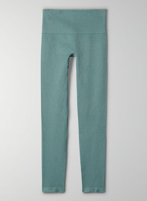 TNABODY™ ATMOSPHERE HI-RISE 7/8 LEGGING - High-waisted seamless, acid-wash leggings