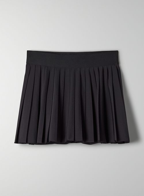 TENNIS SKIRT - High-waisted tennis skirt