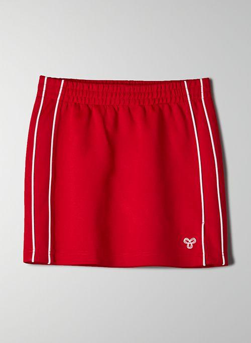 DERBY SKIRT - High waisted sport skirt