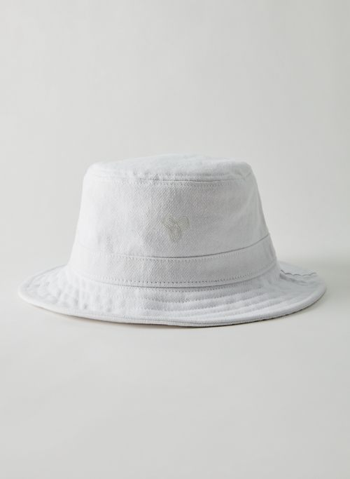 BUCKET HAT - Denim bucket hat