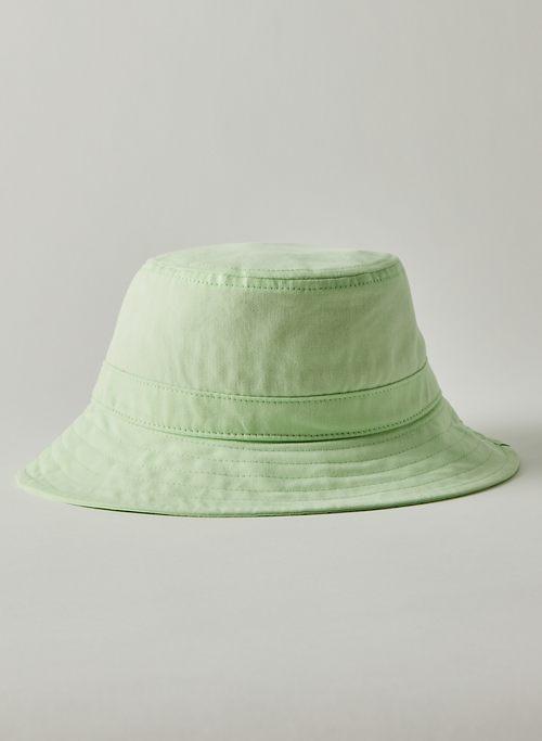 BUCKET HAT - Twill bucket hat