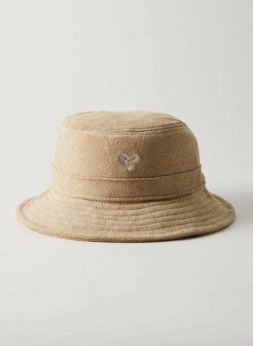 BUCKET HAT - Terry bucket hat