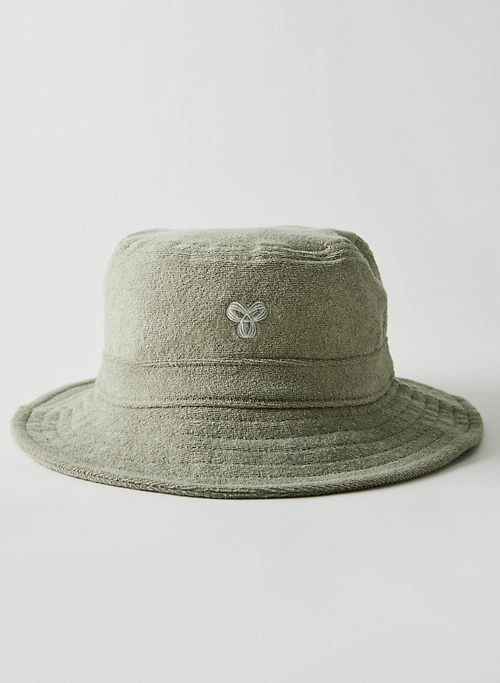BUCKET HAT - Terry bucket hat