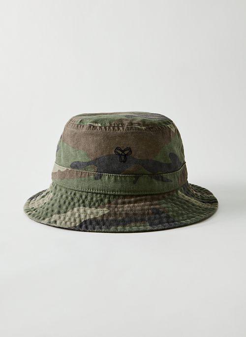 BUCKET HAT - Camo bucket hat