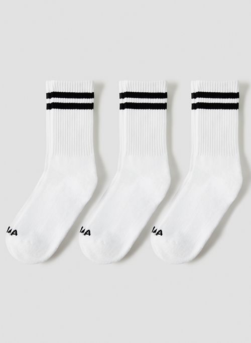 BASE CREW SOCK 3-PACK - Crew sock, three-pack