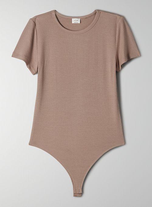 BABY TEE BODYSUIT - Short-sleeve t shirt bodysuit
