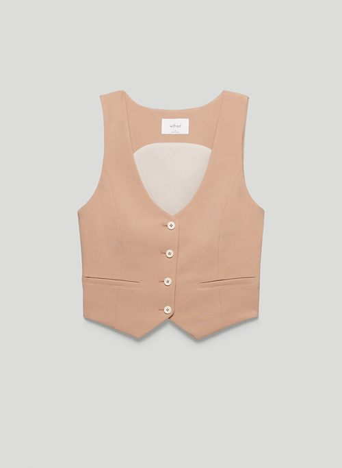 DESIRE VEST - Suiting vest