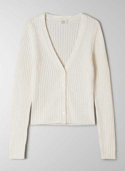 MANILA CARDIGAN - V-neck cardigan