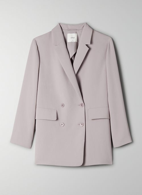 CHERRELLE BLAZER - Relaxed-fit, double-breasted blazer