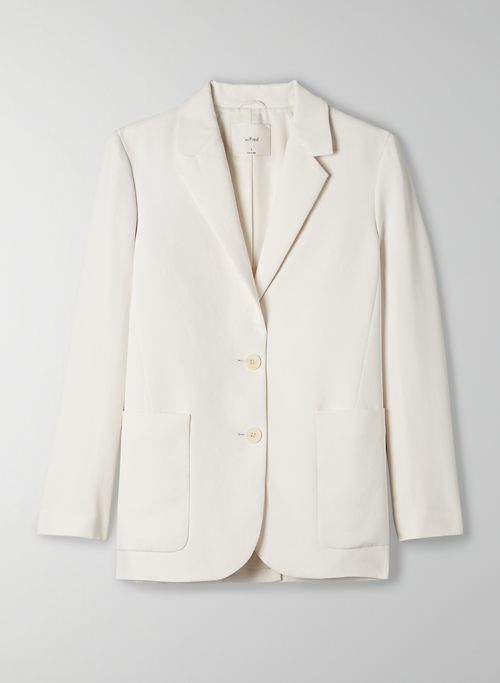SORRENTO BLAZER - Single-breasted, boxy-fit blazer