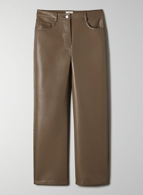 MELINA PANT - Vegan Leather pants