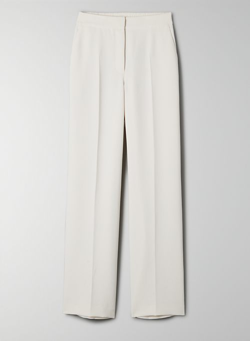 ALANYA PANT - High-waisted, wide-leg pant