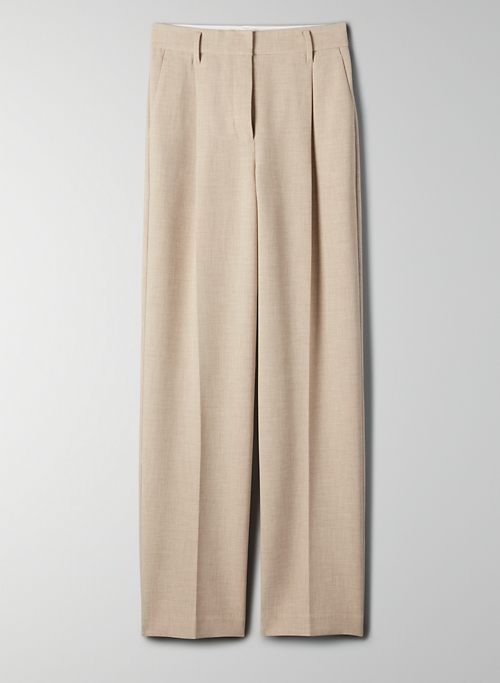 IBIZA PANT - High-waisted, wide-leg pant