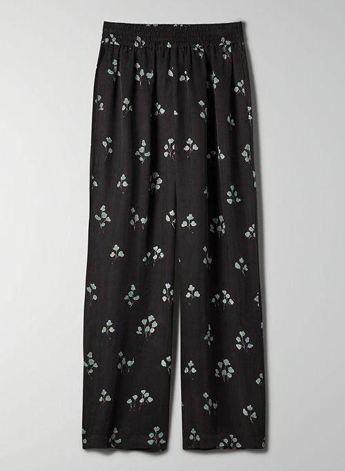 ARIES PANT - High-waisted, wide-leg pants