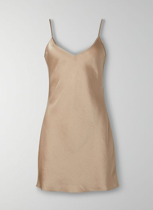 ONLY MINI SLIP DRESS