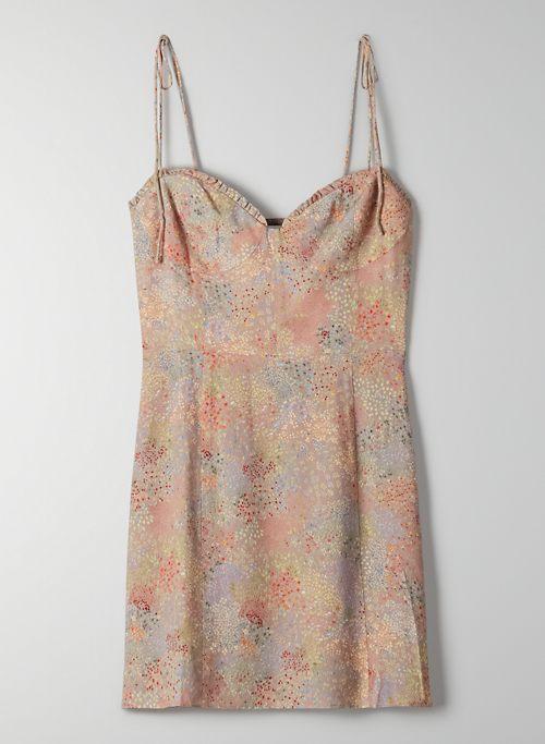 FABLE DRESS - Bustier mini dress