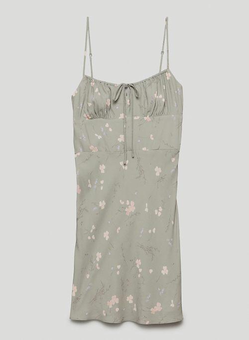 BELLOW MINI DRESS