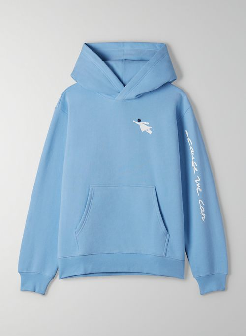 CAUSE WE CARE HOODIE - Limited-edition perfect-fit hoodie