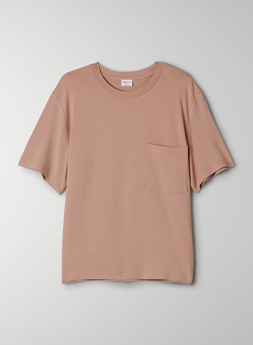 POCKET T-SHIRT - Boxy-fit, pocket t-shirt