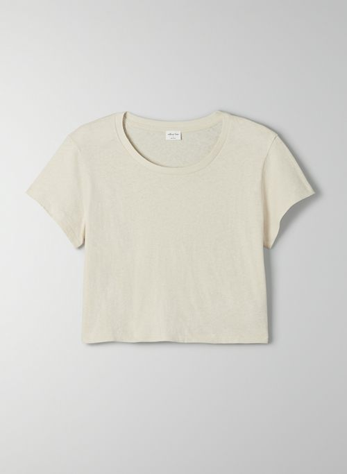 DESOTO T-SHIRT - Boxy-fit t-shirt
