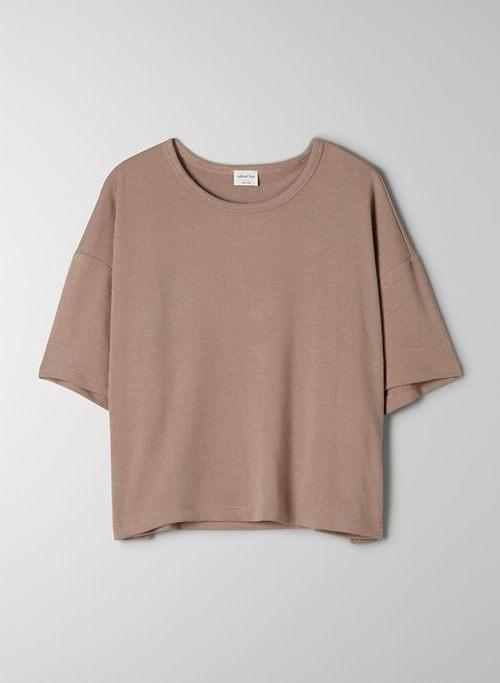 MARS T-SHIRT - Cropped, short-sleeve t-shirt