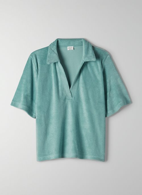POPSICLE T-SHIRT - Terry polo t-shirt