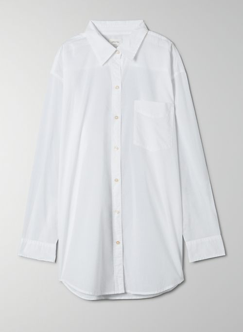 OCALA BUTTON-UP - Oversized button-up shirt