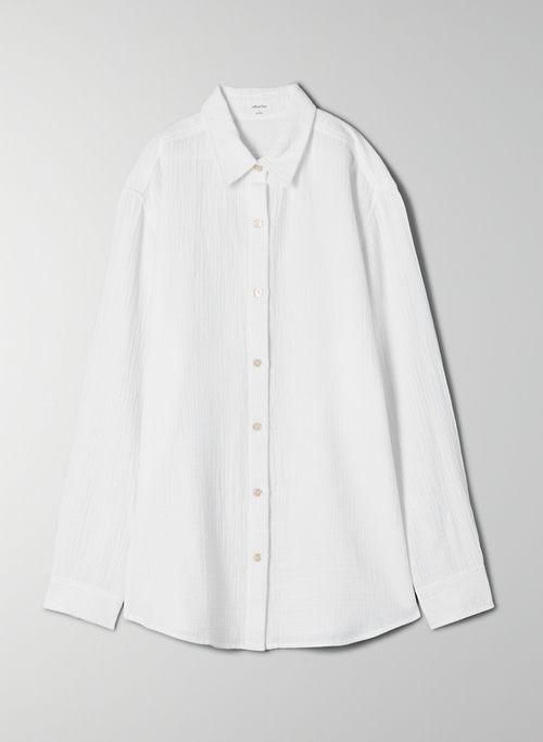 SAIL BUTTON-UP - Long-sleeve button-up shirt
