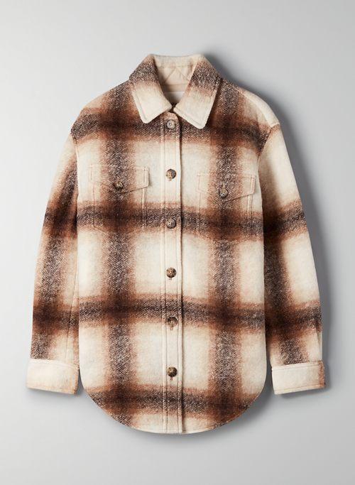 GANNA JACKET - Relaxed utility jacket