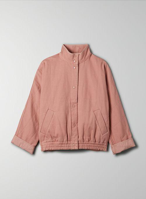 CALABASAS JACKET - Boxy-fit linen jacket