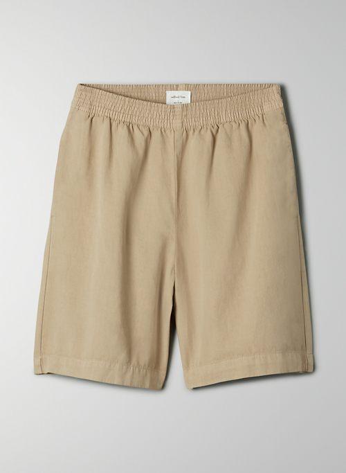 NOVA SHORT - High-waisted bermuda short