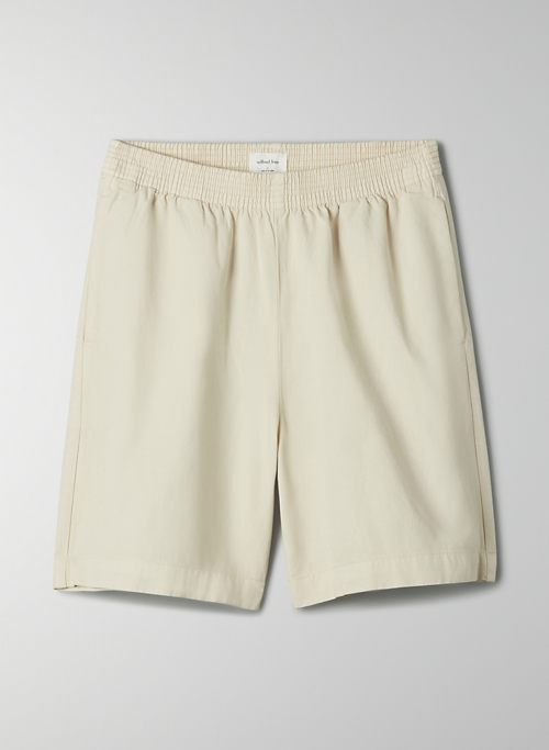 NOVA SHORT - High-waisted bermuda short