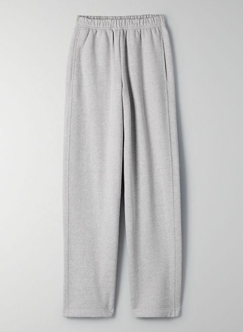 FREE FLEECE SWEATPANT - Organic cotton fleece sweatpant