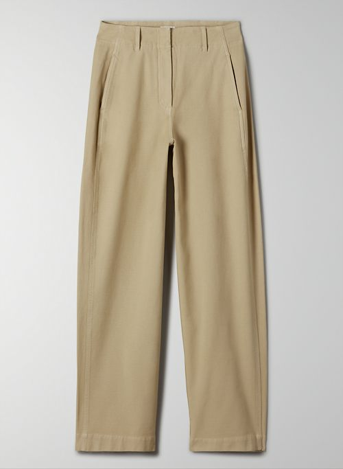 ASCENDANT PANT - High-waisted utility pant