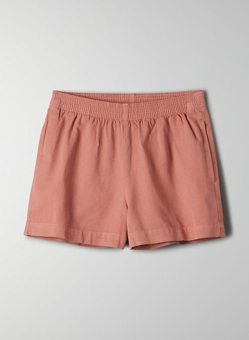 "NOVA SHORT 3"" - High-waisted, pull-on shorts"