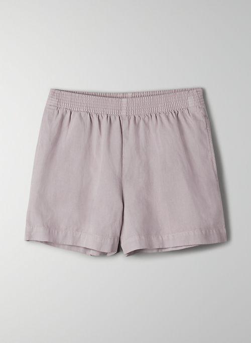 "NOVA SHORT 3"" - High-waisted, pull-on shorts"