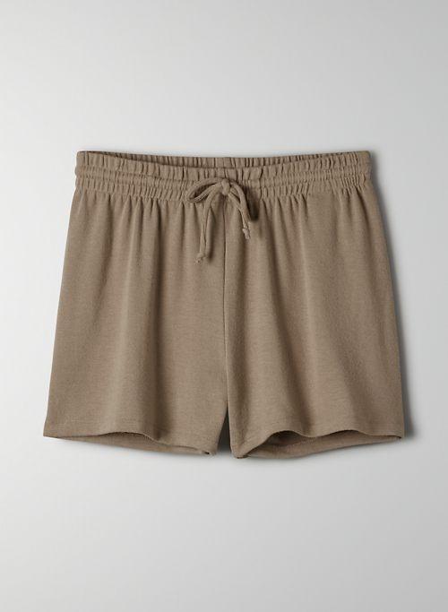 FREE LOUNGE SHORT - High-waisted shorts