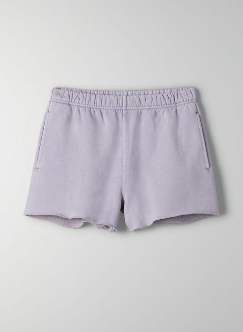 FREE FLEECE SWEATSHORT - Organic cotton shorts