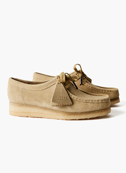WALLABEE - Lightweight leather shoes