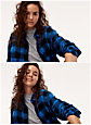 Tna THE OVERSIZED FLANNEL | Aritzia