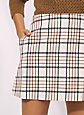 Wilfred NEW CLASSIC CHECK MINI SKIRT | Aritzia