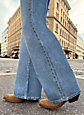 Denim Forum THE COCO HIGH RISE WIDE LEG 33L | Aritzia